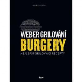 Weber grilování Burgery