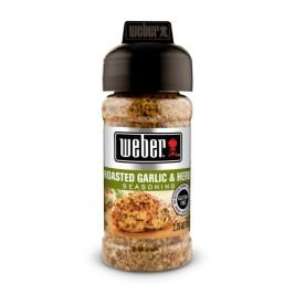 Koření Weber Roasted Garlic & Herb 156 g