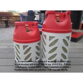 Kompozitní plynová bomba, 10 kg Tomegas