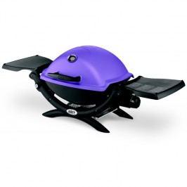 Plynový gril Weber Q 1200, fialový