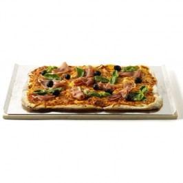 Obdélníkový kámen na pizzu Weber