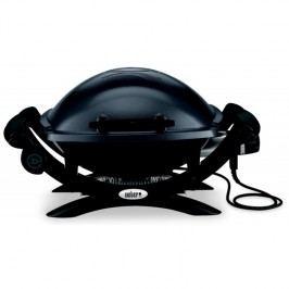 Elektrický gril Weber Q 1400, tmavě šedý