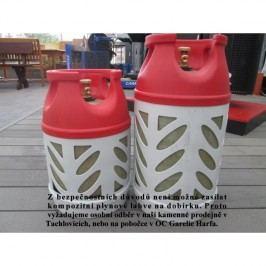 Kompozitní plynová bomba, 7,5 kg Tomegas