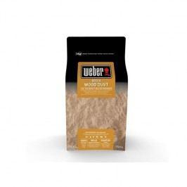 Bukové piliny na uzení Weber