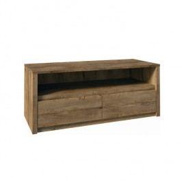 TV stolek / skříňka, dub lefkas, MONTANA