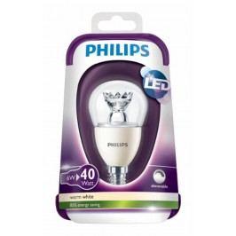 PHILIPS žárovka LED E14 6W = 40W stmívatelná 470lm