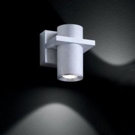 HONSEL LERA 28761 nástěnné svítidlo stříbrné s LED