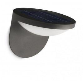 Philips DUSK 17807/93/16 nástěnné LED solární svítidlo