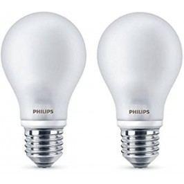 PHILIPS žárovka LED E27; 4,5W = 40W; 2 ks