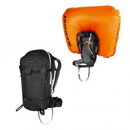 Mammut Pro Removable Airbag 3.0 45l Black