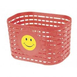 Cyklošvec Smajlík plast červená