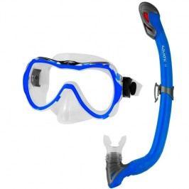 Aqua-Speed Enzo se šnorchlem Samos modrá