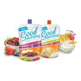 MAX SPORT Good Morning čerstvé ovoce s cereáliemi + chia semínka