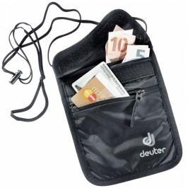Deuter Security Wallet II černá