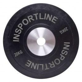 inSPORTline Bumper Plate 20 kg