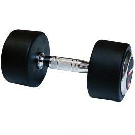 inSPORTline Pogumovaná jednoruční činka 50 kg