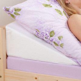 Klínový podhlavník do postele
