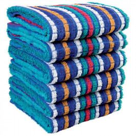 decoDoma Bavlněné pracovní ručníky 50 x 100 cm