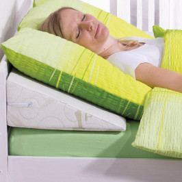 decoDoma Klínový podhlavník Bamboo Comfort