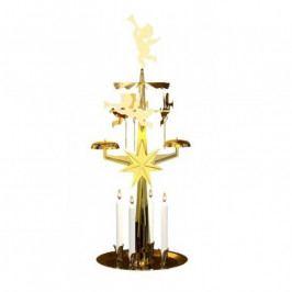 Andělské zvonění mosazné