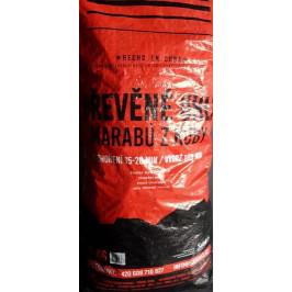 Dřevěné uhlí Marabú, 15 kg