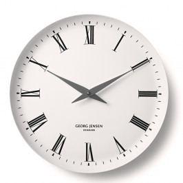 Nástěnné hodiny HK, melaminové, 26 cm