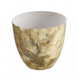 Čajový svícen porcelánový Porslin, 9 cm, barevný