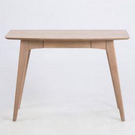 Pracovní stůl se zásuvkou Woody, 105 cm