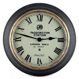 Nástěnné hodiny Paddington, 53 cm