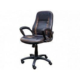 Kancelářské křeslo černé OF024