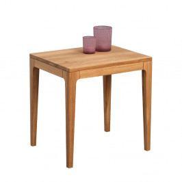 Konferenční / odkládací stolek Theodor, 50 cm, divoký dub