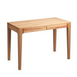 Psací stůl se zásuvkami Theodor, 110 cm, buk