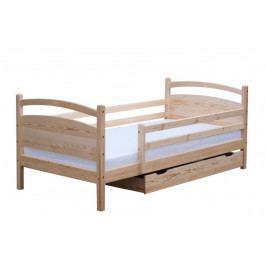 Dětská postel s úložným prostorem BARUNKA B928