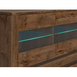 LED osvětlení k vitríně REG2W2D W029