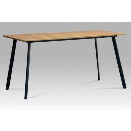 Jídelní stůl v dekoru divoký dub MDT-2100 OAK AKCE