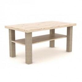 Konferenční stůl TOMÁŠ, hranaté nohy K11
