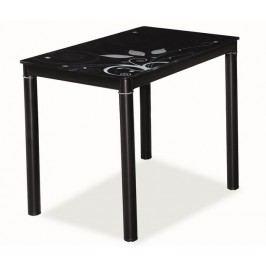 Jídelní stůl DAMAR černý