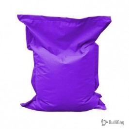 Relaxační vak BulliBag-fialový, 100%polyester,  140cm X 100cm