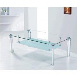Konferenční stolek v jednoduchém moderním provedení RICKY