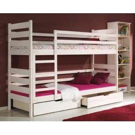 Dětská postel DAREK poschoďová