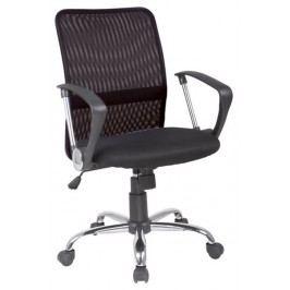 Kancelářská židle v elegantní černé barvě KN057