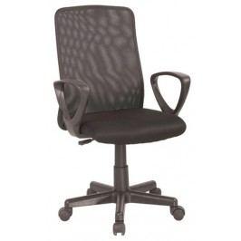 Kancelářská židle SQ-83 černá