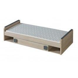GIMMI G13 postel s úložným prostorem