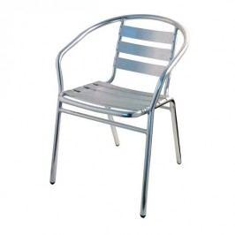 Zahradní hliníková židle MC 011