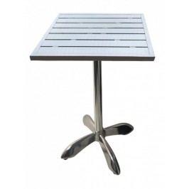 Zahradní hliníkový stůl 70x70 cm MTA 007
