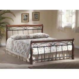 Manželská postel VENECIA třešeň antická 180x200 cm