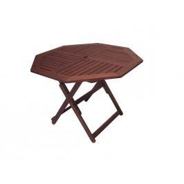 Stůl skládací osmiúhelníkový NANCY