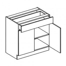 Skříňka dolní se zásuvkou OLIWIA D60 S/1