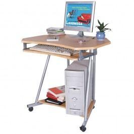 PC stůl F075 buk