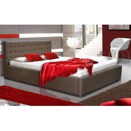 Čalouněná postel LUBNICE V 160